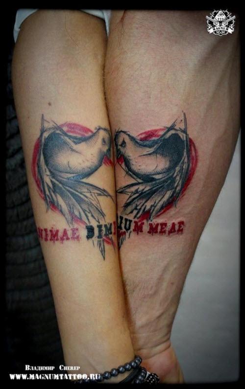 Фото тату надписи на предплечье женские