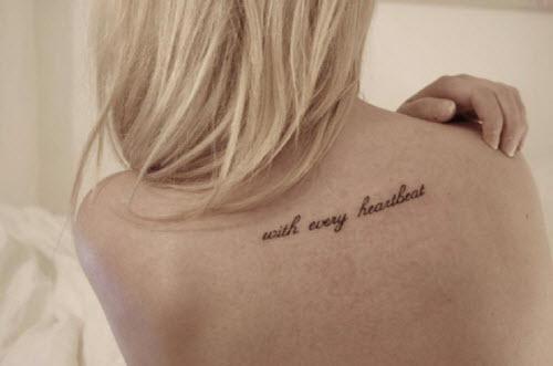 Пользуйся жизнью она так быстротечна на латыни тату фото - 1
