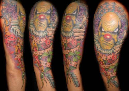 Значение татуировок: Кит Татуировка 57