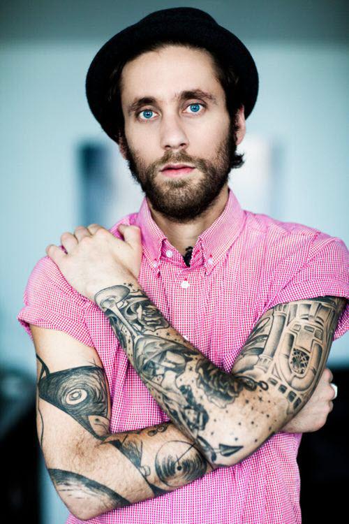 Самые красивые тату для мужчин фото - 5