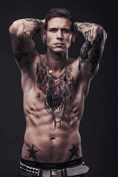Самые красивые тату для мужчин фото - 6