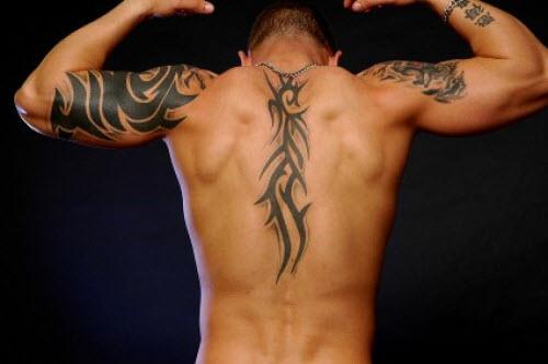 Самые красивые тату для мужчин фото - 7