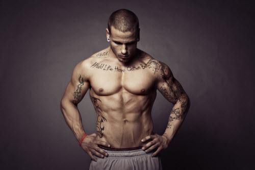 Самые красивые тату для мужчин фото - 8