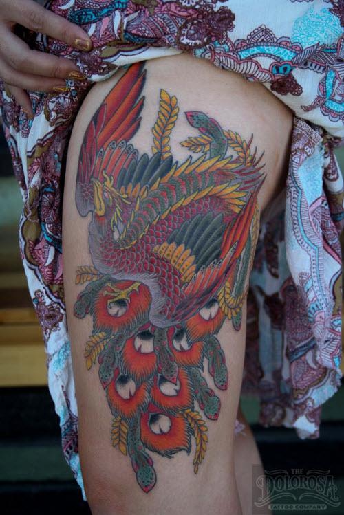 Значение татуировок: Кит Татуировка 25