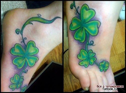 Татуировка Инь-Янь - 50 фото. Значение, символика и эскизы 81