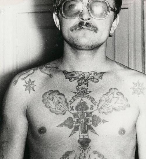 Звезды на ключицах тату тюремные значение фото - 0