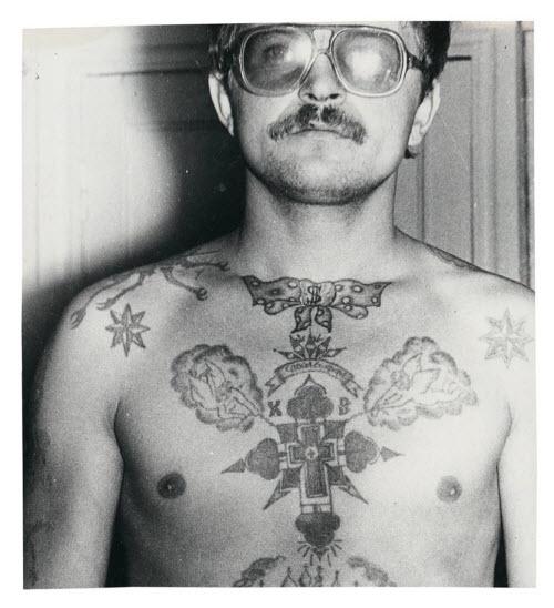 Звезды на ключицах тату тюремные значение фото - 3