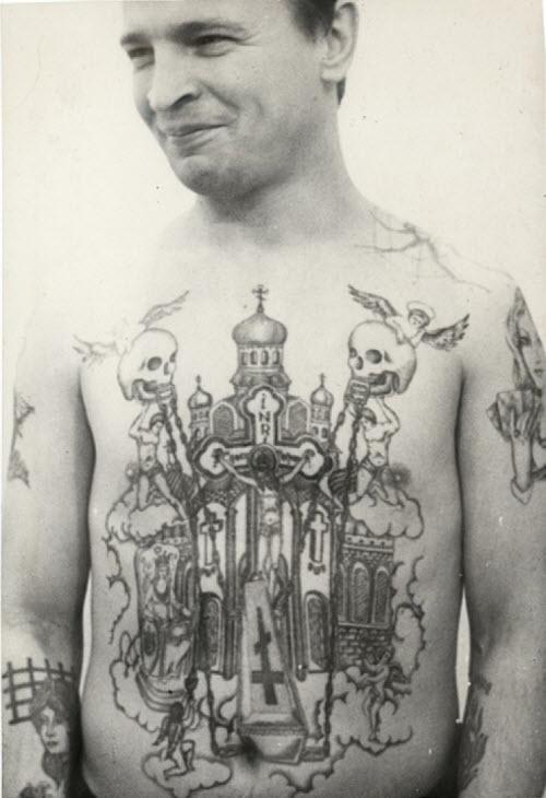 Звезды на ключицах тату тюремные значение фото - 4