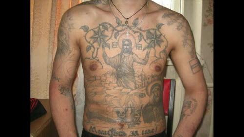 Звезды на ключицах тату тюремные значение фото - 5
