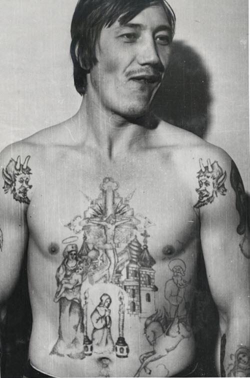Звезды на ключицах тату тюремные значение фото - 7